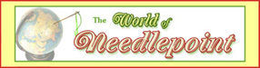The World of Needlepoint